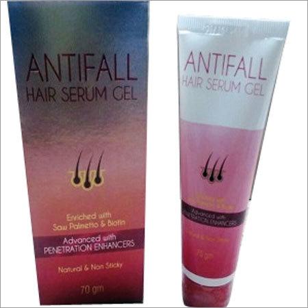 Antifall Hair Serum Gel