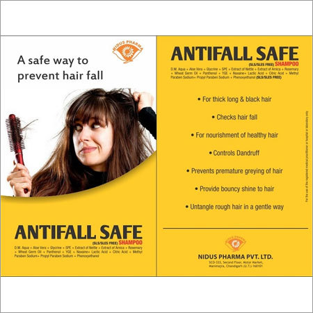 Antifall Safe
