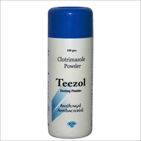 Teezol Dusting Powder