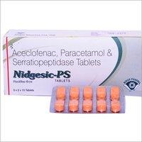Nidgesic-ps Tablets