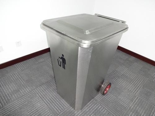 Garbage Trolley Aluminum