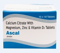 Calcium Supplement Tab