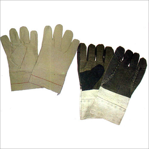 Canvas Denim Gloves