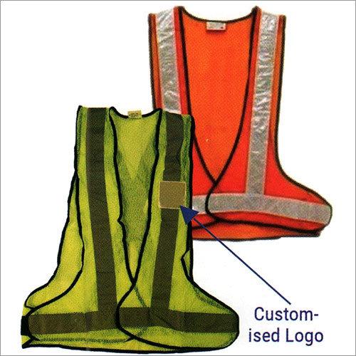 3 Side Open Reflective Vests