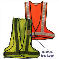 3 Side Open Reflective Vests