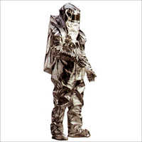 Full Body Aluminized Suit Stitched