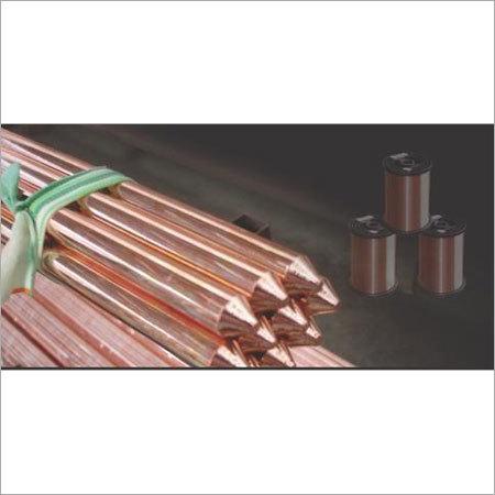 Copper Earth Rod