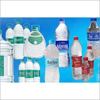 Grade Water Plastic Bottle