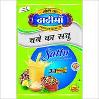 Chana Sattu Atta