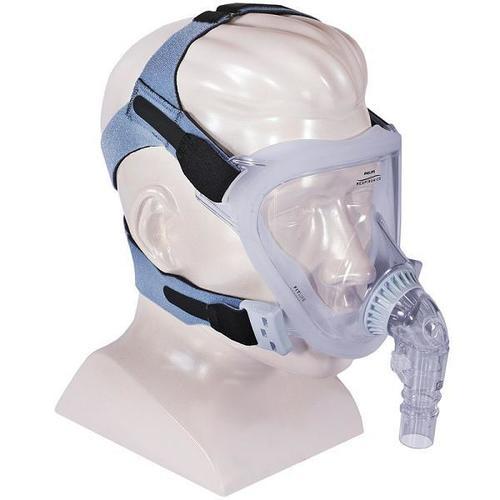 BIPAP & CPAP Full Face Reusable Mask