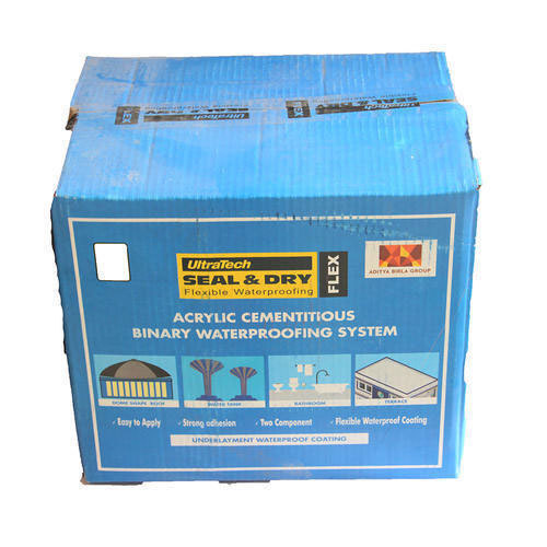 Seal & Dry Flexible Waterproofing