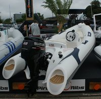 Liya 3.8m Small infalatable Rib Boat for sale