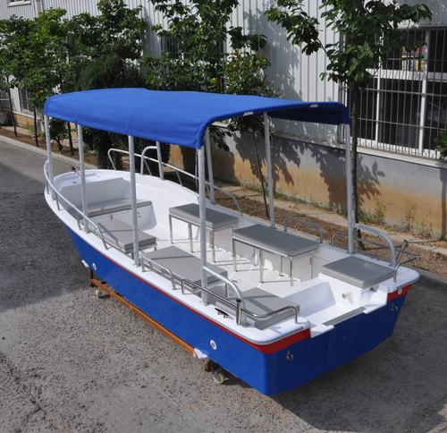 Liya 5.8m/19ft Fiberglass Passenger Boat for sale