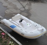 Liya 11ft/3.3m Inflatable RIB Boat with out Engine