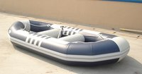 PVC Foldable Inflatable Rafting Boat