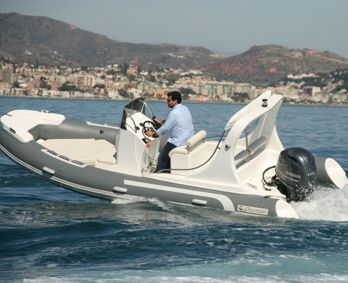 Liya 5.2m/17ft Rigid Hull Hypalon Inflatable Boat