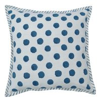 Cotton Block Print Cushion Cover