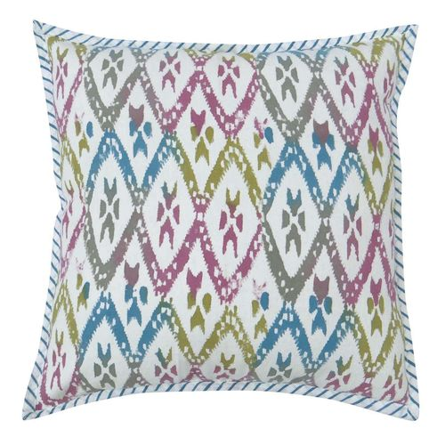 Jaipuri Block Printed Cushion Cover