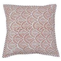 Block Print Handloom Cushion Cover
