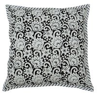 Blockprint Cotton Cushion Cover