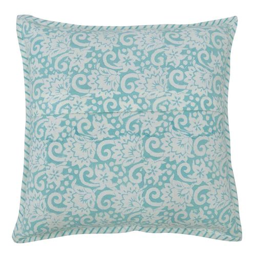 Designer Blockprint Cushion Cover