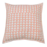 Fancy Blockprint Cushion Cover