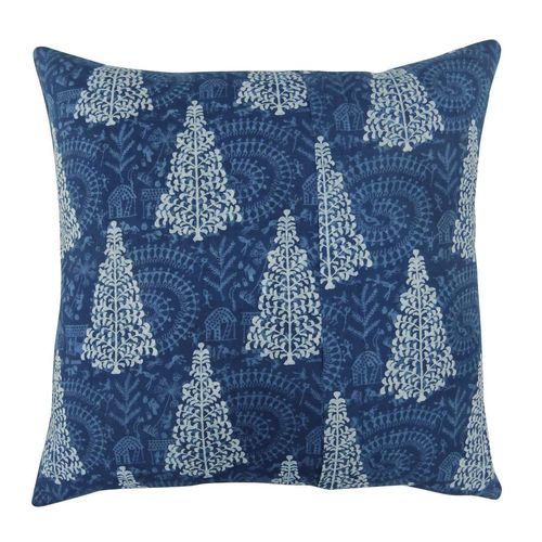 Indigo Blue Cushion Cover