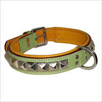 Spiked Leather Dog Collars