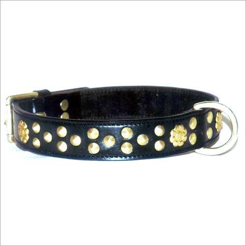 Stylish Leather Dog Collars