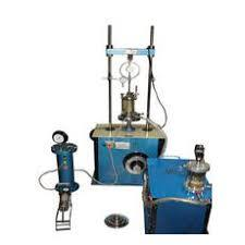 Triaxial Shear Test Apparatus (Motorized)