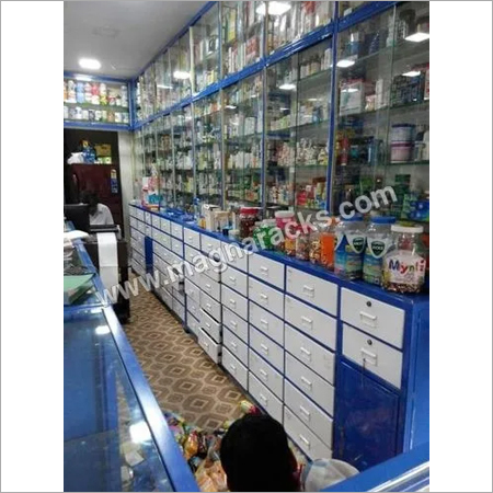 Medical Store Shelving