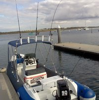 Liya 17ft/5.2m Frp Rescue Boat