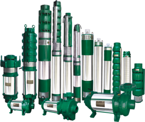 Oil Filled Submersible Pump