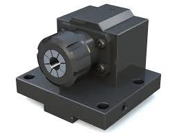 CNC Turret Mounting Block