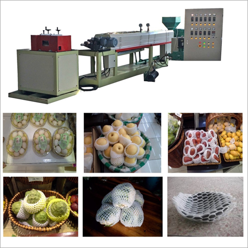 EPE Foam Fruit Net Extrusion Machine