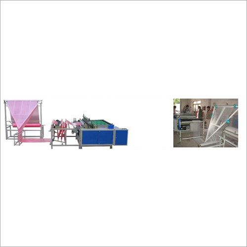 PE Foam Bag Making Machine