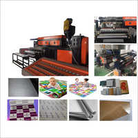 Plastic Coating & Lamination Machine