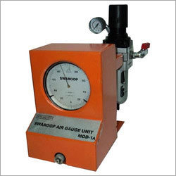 High Pressure Air Gauge Unit