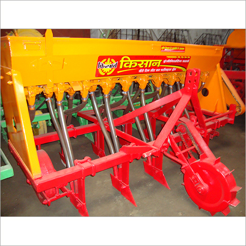 Kisan Zerotillage Machine