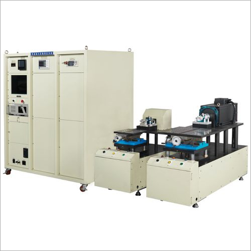 Motor Test Bench and Fab Equipment
