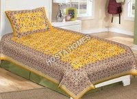 Single Bed Bedsheet Rajwara print