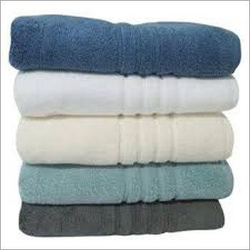 Plain Bath Towels