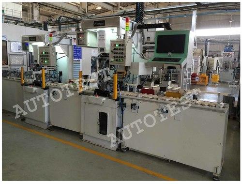 LEAK TESTING MACHINE FOR CYLINDER BLOCK (Supplied for Renault Cylinder Block)