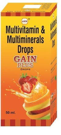 GAIN PLUS MULTIPOWER DROPS