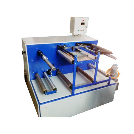Film Winding Rewinding Machine