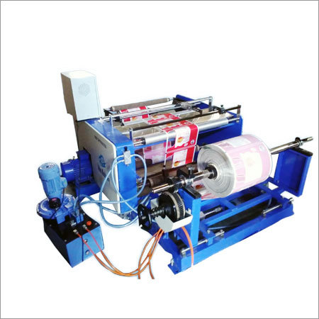 Heavy Duty Doctoring Rewinding Machine