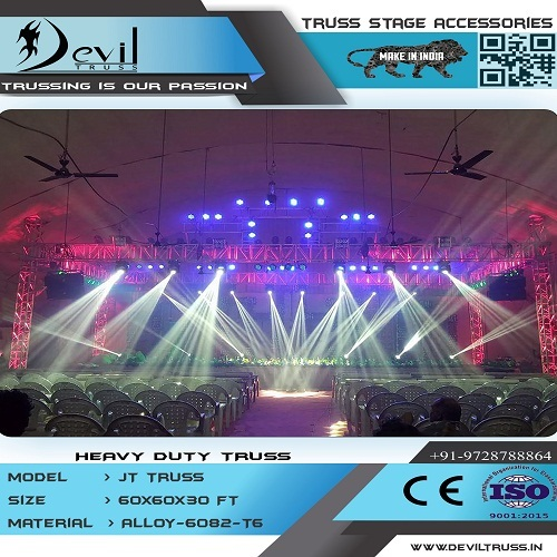 Aluminium Heavy Duty Truss