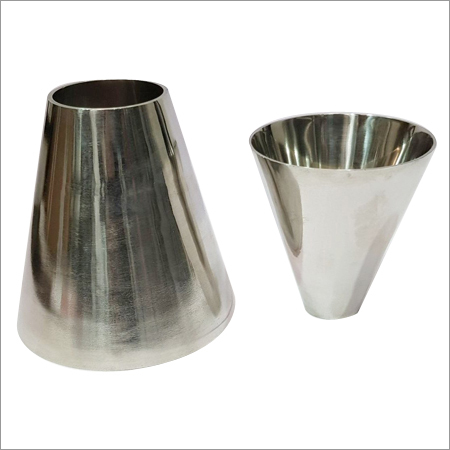Stainless Steel Dairy Reducer