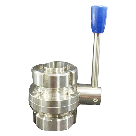 Industrial Steel Dairy Fitting Products