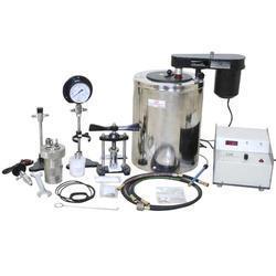Digital Bomb Calorimeter Apparatus